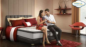 Comforta Bed Luxury Choice