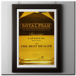 Award-RoyalFoam-260px