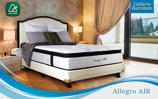 Kasur Springbed Airland Allegro Air