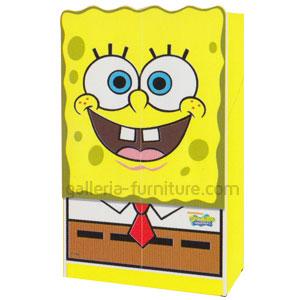 Lemari ANak Sponge Bob
