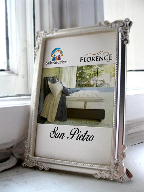 Gambar Matras Spring Bed Florence SAn Pietro