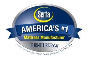 Merk Spring Bed No 1 di Amerika Serikat USA