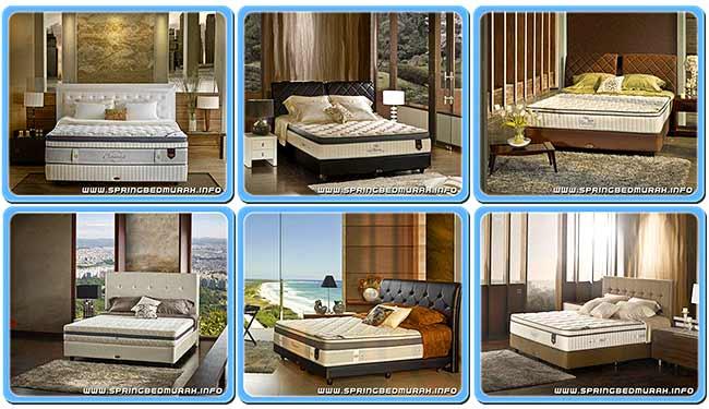 Katalog Kasur Spring Bed Elite