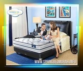 Review, Gambar, Daftar Harga Comforta Bed Perfect Choice