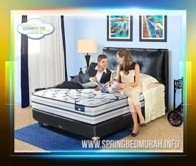 Review, Gambar, Daftar Harga Comforta Bed Perfect Choice