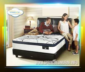 Review, Gambar, Daftar Harga Comforta Bed Perfect Dream