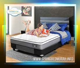 Review, Gambar, Daftar Harga Comforta Bed Super Choice