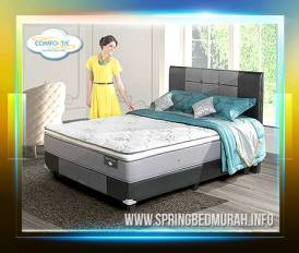 Review, Gambar, Daftar Harga Comforta Bed Super Dream