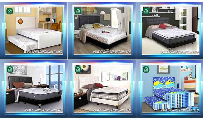 Katalog Kasur Spring Bed Airland 2016