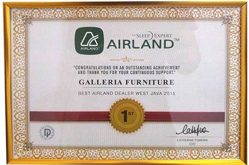 Toko Galleria Furniture Bandung
