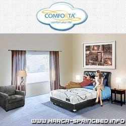 Jual Spring Bed Comforta Perfect Pedic Harga Murah