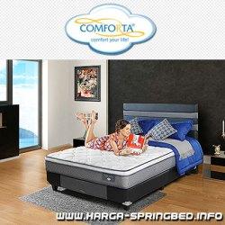 Review dan Harga Matras Spring Bed Comforta Super Choice
