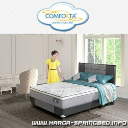 Harga Gambar Tempat Tidur Comforta Super Dream