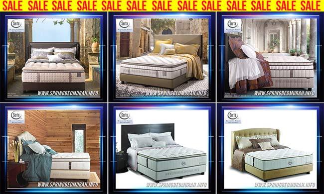 Promo Sale Spring Bed SERTA