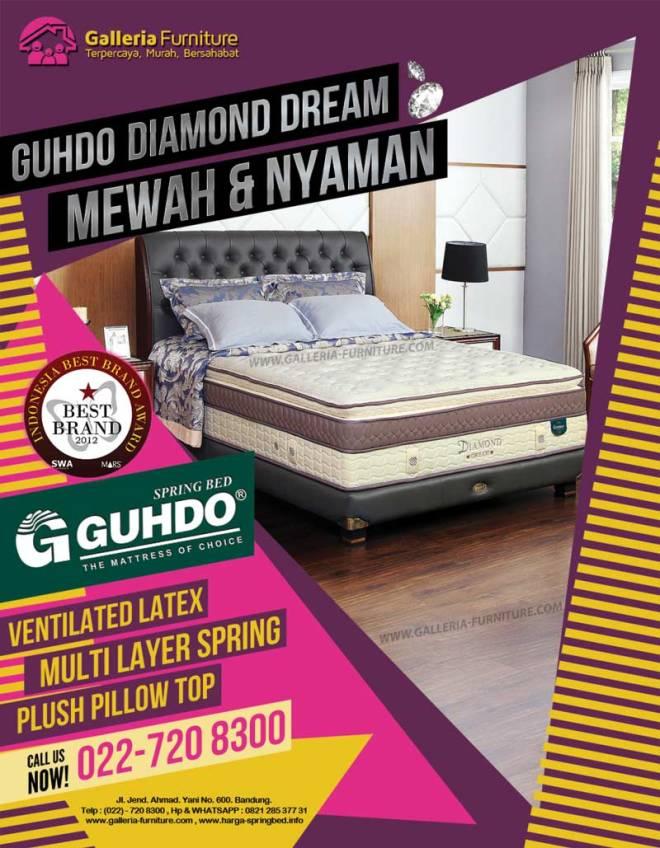 Toko Jual Spring bed Guhdo Bandung