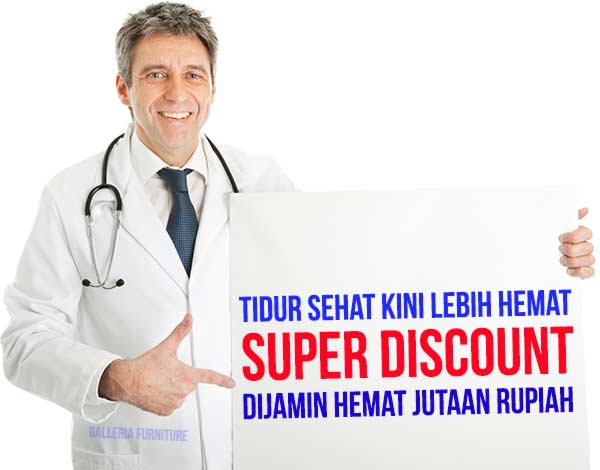 Promo Kasur Murah di Galleria Furniture Bandung