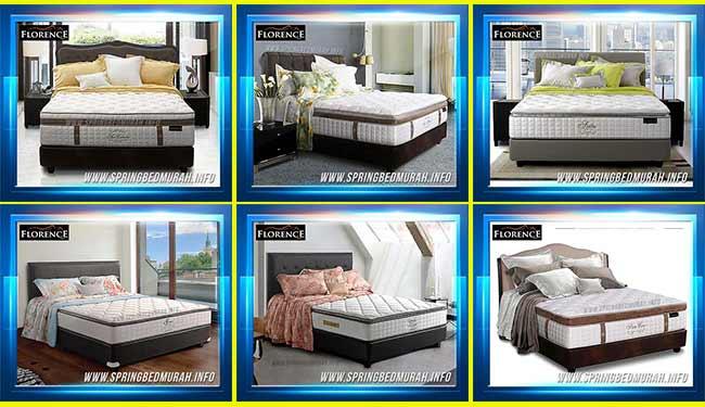 Katalog dan Review Kasur Spring Bed Florence