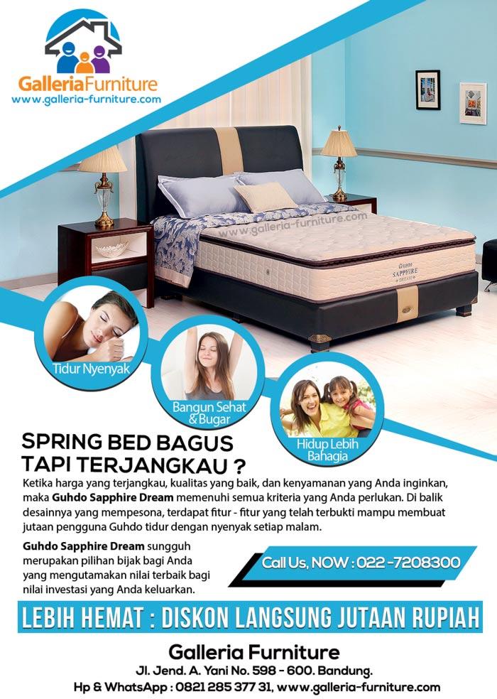 Matras Guhdo Sapphire Dream Bandung