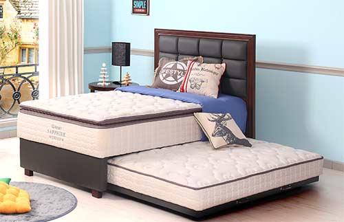 Kids Bed Guhdo Sapphire Dream 2in1