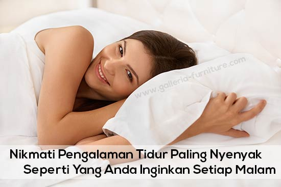 Tidur Galleria Furniture Bandung