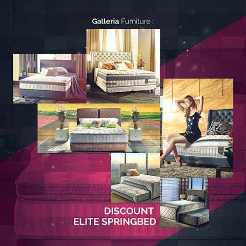 Katalog Kasur Springbed Elite