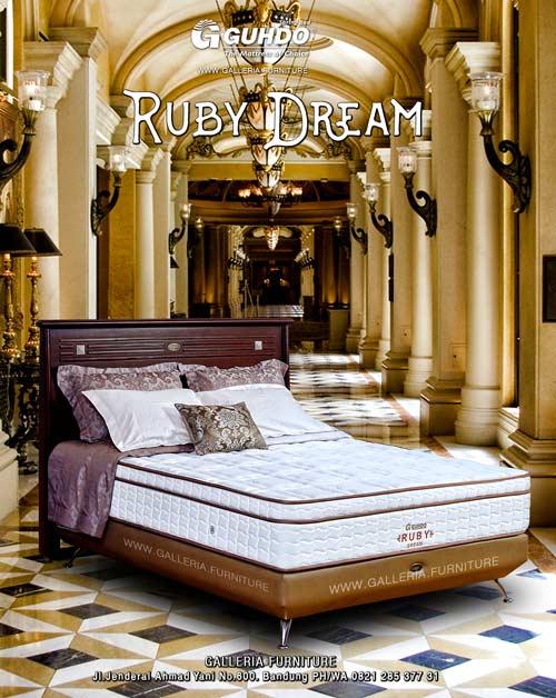 Harga Kasur Guhdo Ruby Dream