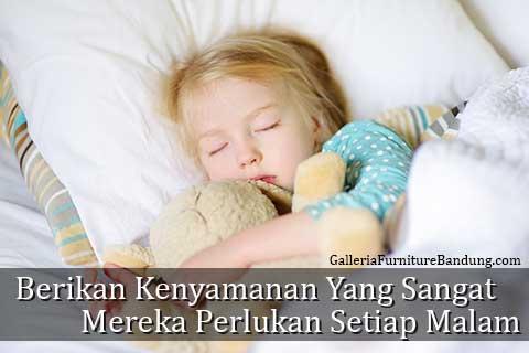 Anak Tidur Sehat Setiap Malam