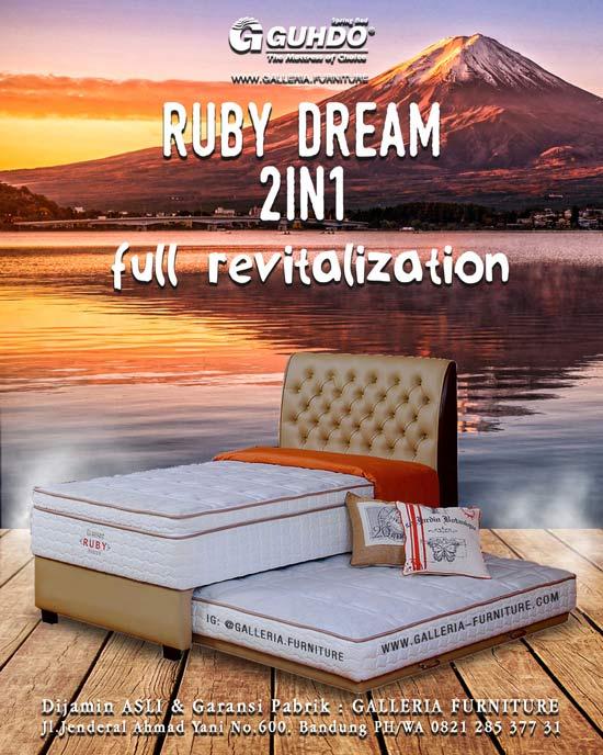 Harga-Springbed-Guhdo-Ruby-Dream-Bandung